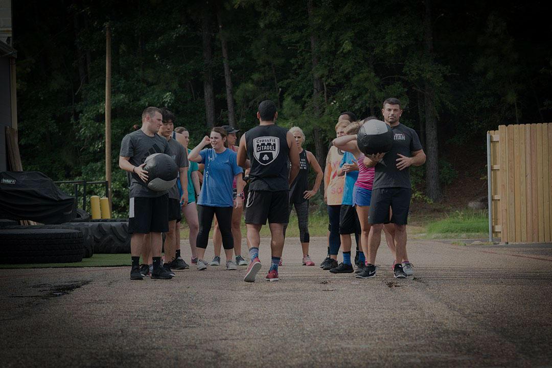 Running Athlete Crossfit
