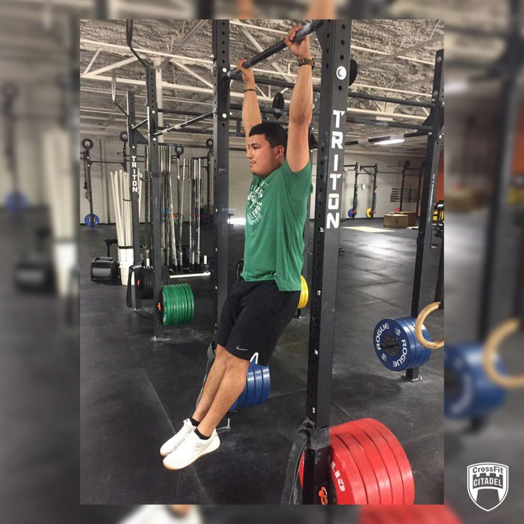 Pull-Up Hollow Hold
